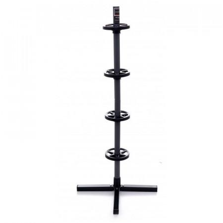 Stand, suport depozitare 4 roti, anvelope max. 100Kg KD1363 KraftDele