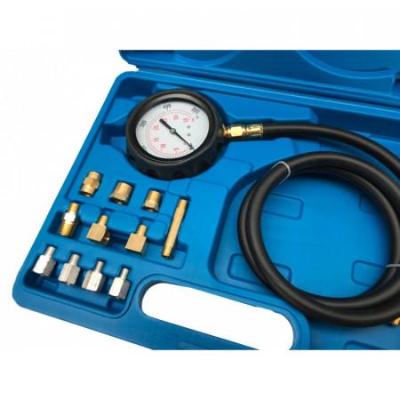 Tester presiune ulei 0-500PSI, 0-35BAR, VERKE V86250
