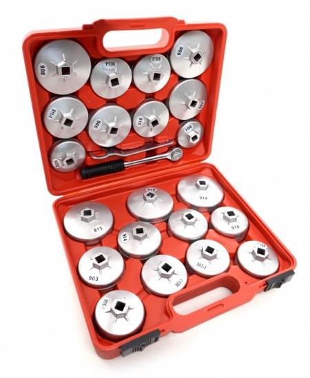 Trusa chei filtru de ulei 23 piese KreaftDele KD10501 TBC