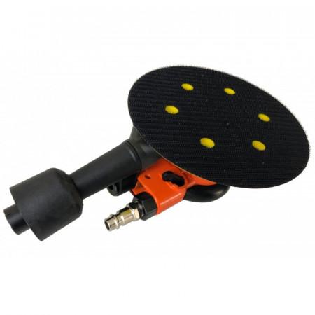 Aparat de slefuit excentric pneumatic 150mm 5mm VERKE V81401