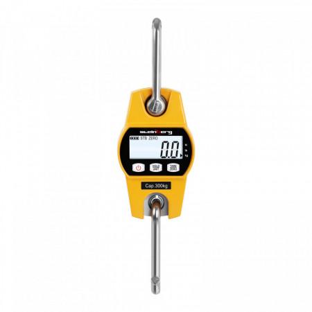 Cantar de macara - 300 kg / 100 g galben LCD SBS-KW-300AG 10030582 Steinberg