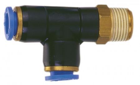 "Conector PD (tip T cu filet) 8mm 1/4"" MA0117.01"
