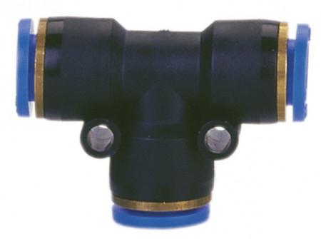 Conector tip T PE 8mm MA0118.01