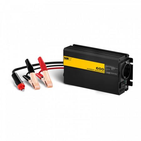 Invertor auto de putere 600W 12-220V MSW-CPI600MS 10060772 MSW