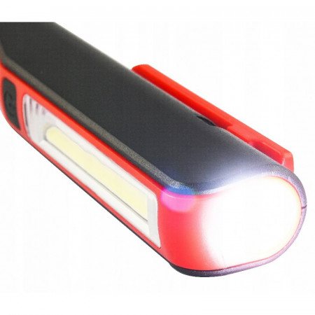 Lampa de ateliere USB COB 3W+1W Li-ion 700mA lampa LED VERKE V87501