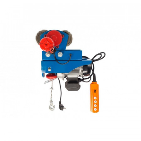 Macara electrica (electropalan) cu carucior 600/1200Kg 20/10m T-1005570 TOR-Industries