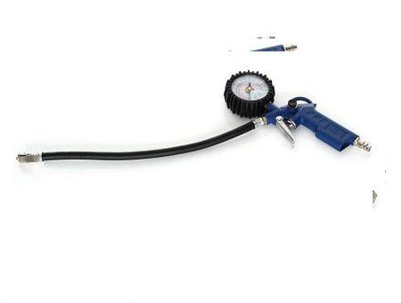 """Pistol cu manometru, aer comprimat 440mm, 1/4"""", 8bar KraftDele KD427"""