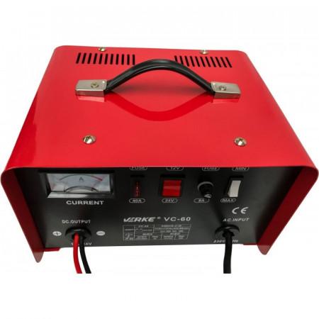 Redreso auto incarcare acumulator 12/24V 30A 350 Ah VERKE VC-60 V80005