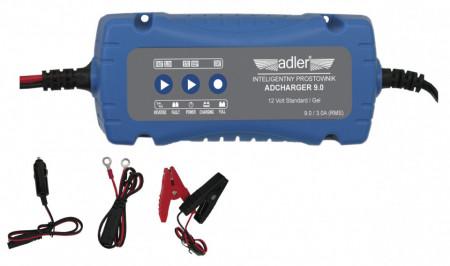 Redresor electronic digital auto 6A 12V Adler Adcharger 9.0 MA550.090