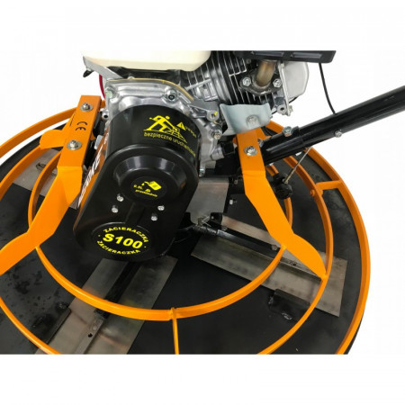 Slefuitor de beton elicopter finisare pardoseli 6.5HP VERKE V10132
