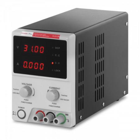 Sursa tensiune de laborator 30V, 5A, 250 W - USB S-LS-29 STAMOS 10021059
