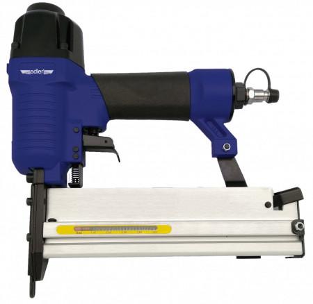 Capsator pneumatic profesional 2in1 capse G18 5.7x16-40mm si cuie 15-50mm 100 buc Adler MA604