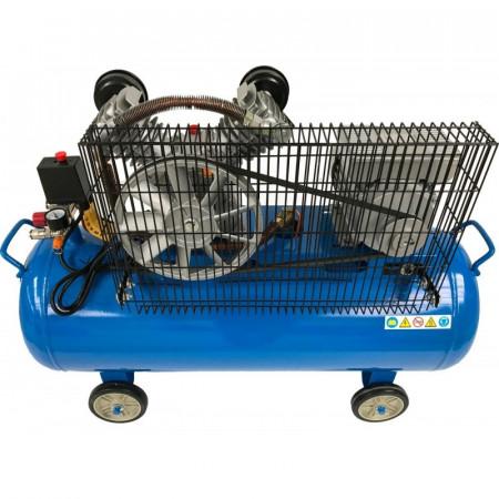 Compresor de aer industrial 100L 2.8kW 2cil. 250L/m V2065 VERKE V81115