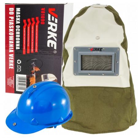 Masca speciala pentru sablare mecanica V81090 Verke