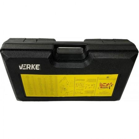 Set trusa hidraulica indreptat caroserie 4T + accesorii VERKE V86365