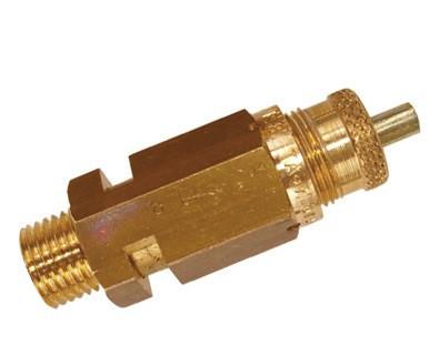 """Supapa de siguranță pentru compresor aer comprimat 1/4"""" 10.4 bari MA0270.7"""