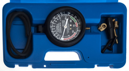 Tester presiune, pompa de combustibil cu manometru TA1391 TAGRED
