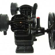Cap compresor de aer cu 2 pistoane 1.5kW 120L/min KraftDele KD1401