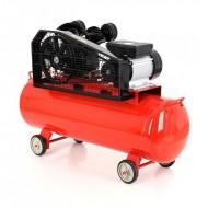Compresor de aer industrial 100 L, 2 cilindri, 2.8 kW, 220V KD402