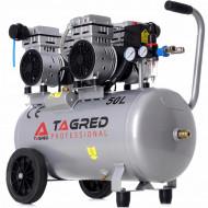 Compresor de aer profesional fara ulei 50L 8 bari TA376