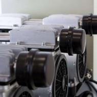 Compresor de aer Profesional fara ulei 8 bari 330l/min 100L 3 compresoare B-SLSG-OF100L Barracuda