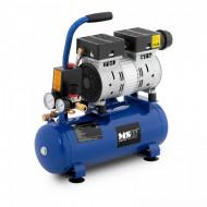 Compresor fara ulei ultrasilentios 6L 550W 8bari 50 l/min 10061051 MSW