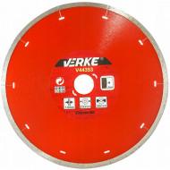 Disc diamantat pentru beton 250X30X1.6 mm V44353 Verke