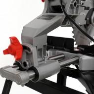 Fierastrau circular pendula lemn 1800W laser, cu masa KraftDele KD597