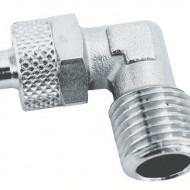 "Fiting aer comprimat tip L filet exterior 1/8"" si furtun 8x6mm MA0194.20"