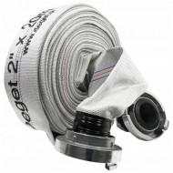 "Furtun refulare motopompa 2"" cu cuple 20m Verke V60131"