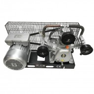 Grup pompa compresor 360 l/min 8 bari motor 3kW W3065 VERKE V81146