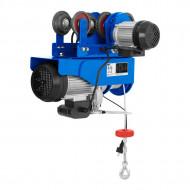 Macara electrica (electropalan) + carucior 990 Kg 1800W PROCAT 1200 MSW 10060005