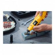 Mini freza electrica 135W 220V 47 piese MULTI-GRIN135.1 10060240 MSW