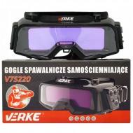 Ochelari de sudura profesionali TIG MIG MMA VERKE V75220 OFERTA