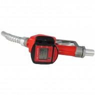 Pistol automat pentru motorina sau benzina cu contor LCD 60 l/min CPN V80207 VERKE