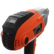 Pistol Impact Reglare LCD 2000W 220V 150-800Nm KraftDele KD1535
