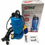 Pompa pentru apa murdara si drenaj 550W 8mc/h VERKE V60023