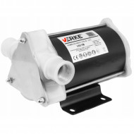 Pompa transfer lichide lapte apa 12V 40L/min 200W V80179 VERKE