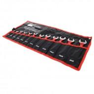 Set chei fixe combinate 12 piese 6-32 mm KraftDele KD10924 TBC