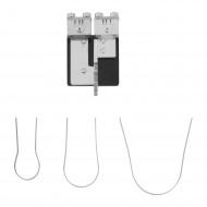 Set de lame pentru taiere in polistiren diametru 20,27,34 mm SET PBT Pro Bauteam 10210023
