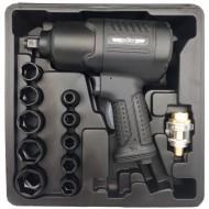 "SET Pistol Impact pneumatic 1590Nm 6.3 bari 1/2"", ADLER AD-1907-Z10"