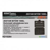 Seturi de biți terminale TX KD10264 100 elemente