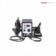 Statie de lipit cu aer cald 3 in 1 60+650 W 480C S-LS-4 Stamos 10020997