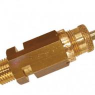 """Supapa de siguranță pentru compresor aer comprimat 3/8"""" 8 bari MA0270.5"""