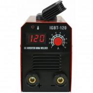 Aparat de sudura Invertor Afisaj electronic 120A IGBT-120MMA V75006 Verke