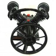 Cap compresor de aer cu 2 pistoane 2.2kW 250L/min KraftDele KD1402 TBC