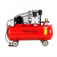 Compresor de aer industrial 300L 5.5kW 2cil. 1100L/m KraftDele KD1476