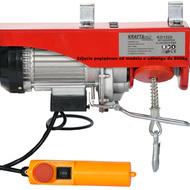 Macara electrica (electropalan) 125/250 kg, 550 W KraftDele KD1524