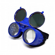 Ochelari protectie pentru sudura oxiacetilenica fi 50mm V75221 Verke