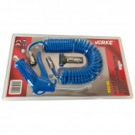 Pistol de suflat aer pentru curatare cu furtun VERKE V81260